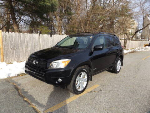 2008 Toyota RAV4 for sale at Wayland Automotive in Wayland MA