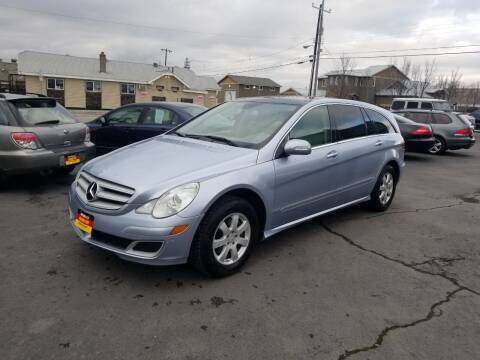 2007 Mercedes-Benz R-Class for sale at Cool Cars LLC in Spokane WA
