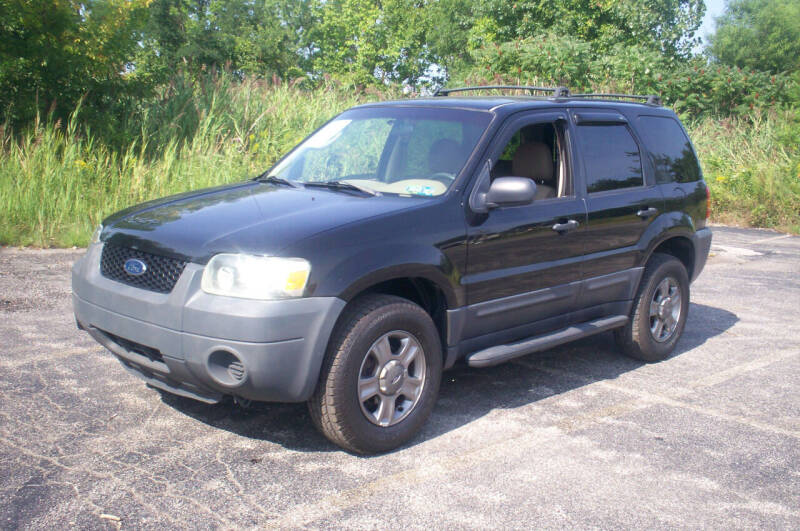 2005 Ford Escape for sale at Action Auto Wholesale - 30521 Euclid Ave. in Willowick OH