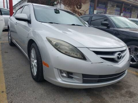 2010 Mazda MAZDA6 for sale at USA Auto Brokers in Houston TX