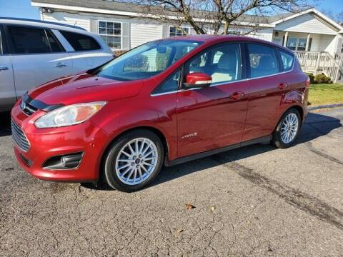 2015 Ford C-MAX Hybrid for sale at Paramount Motors in Taylor MI