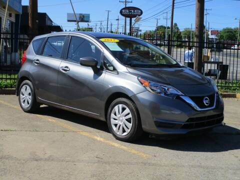 2017 Nissan Versa Note for sale at A & A IMPORTS OF TN in Madison TN