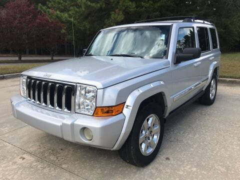 2006 Jeep Commander for sale at Global Imports Auto Sales in Buford GA