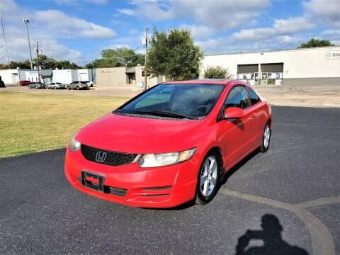 2011 Honda Civic for sale at Image Auto Sales in Dallas TX