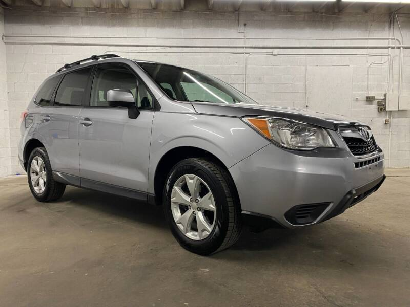 2016 Subaru Forester for sale at Clarks Auto Sales in Salt Lake City UT