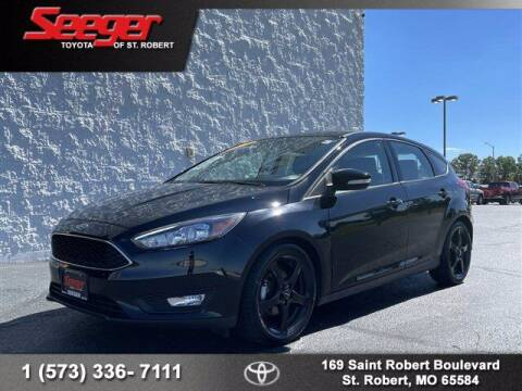 2018 Ford Focus for sale at SEEGER TOYOTA OF ST ROBERT in Saint Robert MO