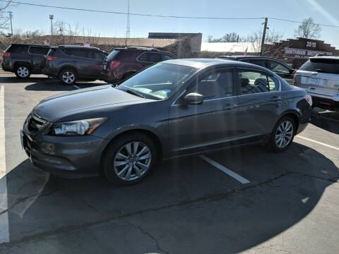 2012 Honda Accord for sale at Shaddai Auto Sales in Whitehall OH