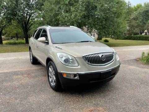 2010 Buick Enclave for sale at CARWIN MOTORS in Katy TX