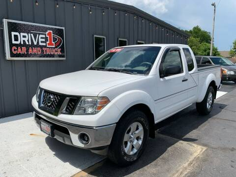 2009 Nissan Frontier for sale at Drive 1 Car & Truck in Springfield OH