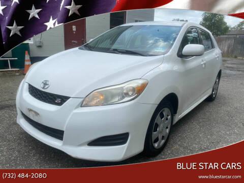 2009 Toyota Matrix for sale at Blue Star Cars in Jamesburg NJ