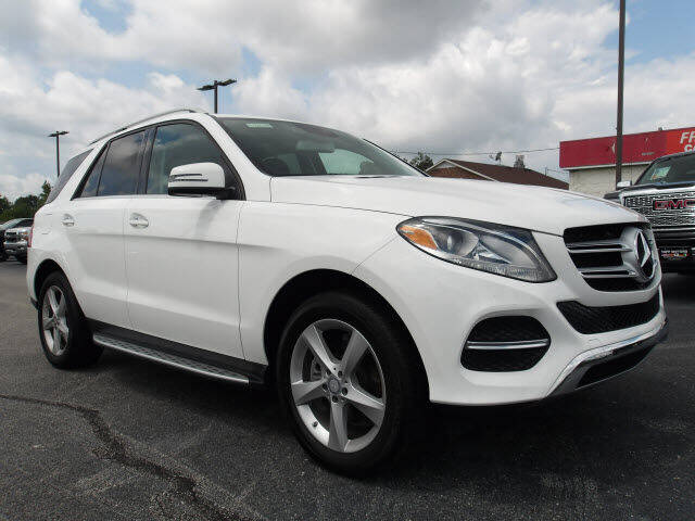 2016 Mercedes-Benz GLE for sale at TAPP MOTORS INC in Owensboro KY