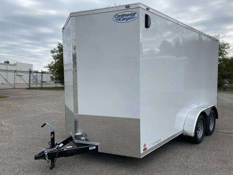 2020 Continental Cargo V-Series 7x14 for sale at Columbus Powersports - Cargo Trailers in Columbus OH