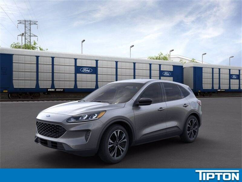 2021 Ford Escape Hybrid for sale in Tipton, IN