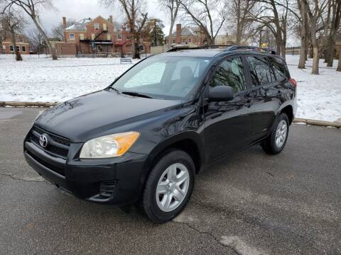 2011 Toyota RAV4 for sale at RENNSPORT Kansas City in Kansas City MO