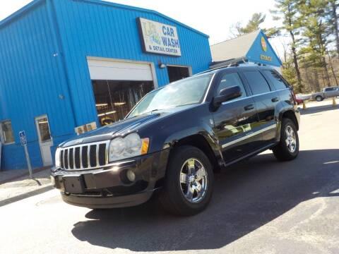 2007 Jeep Grand Cherokee for sale at RTE 123 Village Auto Sales Inc. in Attleboro MA