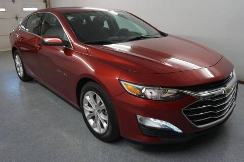 2019 Chevrolet Malibu for sale at World Auto Net in Cuyahoga Falls OH