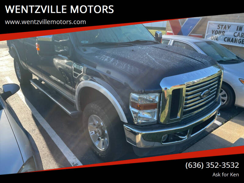 2010 Ford F-250 Super Duty for sale at WENTZVILLE MOTORS in Wentzville MO