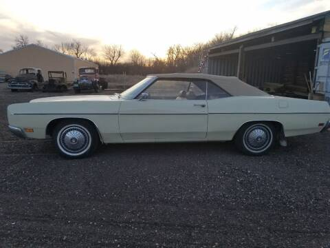 1970 Ford Galaxie for sale at Pro Auto Sales and Service in Ortonville MN