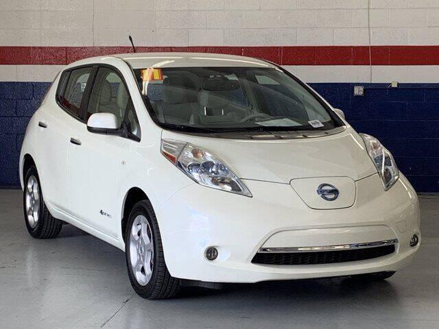 2011 Nissan LEAF for sale in Las Vegas, NV