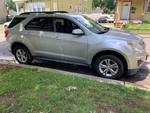 2012 Chevrolet Equinox for sale at UNION AUTO SALES in Vauxhall NJ