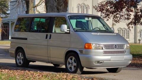 2002 Volkswagen EuroVan for sale at Digital Auto in Lexington KY
