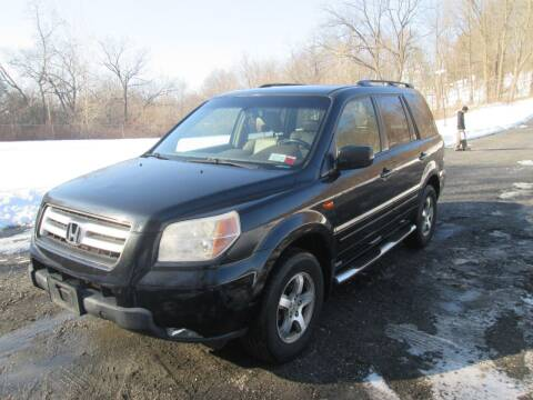 2008 Honda Pilot for sale at Peekskill Auto Sales Inc in Peekskill NY