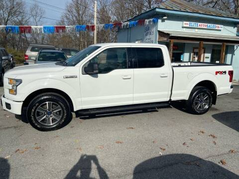 2015 Ford F-150 for sale at Elite Auto Sales Inc in Front Royal VA