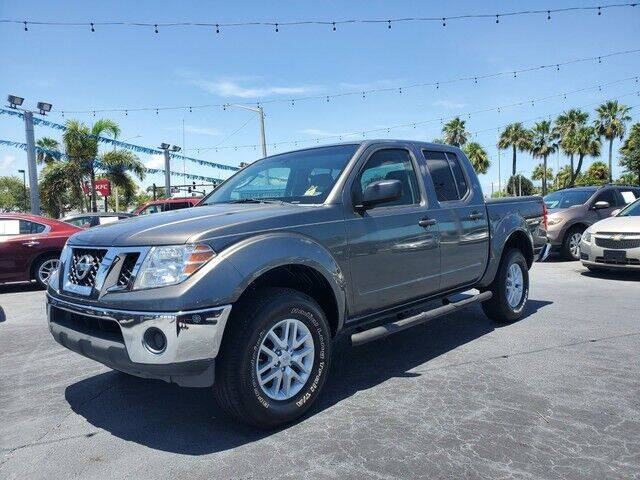 2009 Nissan Frontier for sale at Select Autos Inc in Fort Pierce FL