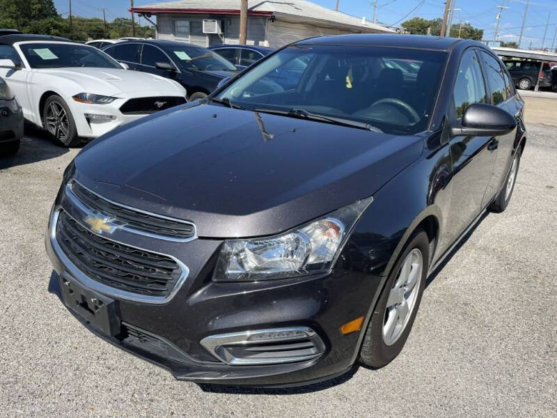 2016 Chevrolet Cruze Limited for sale at Pary's Auto Sales in Garland TX