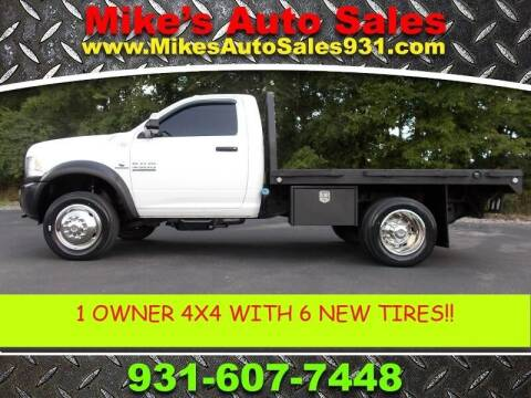 2017 RAM Ram Chassis 4500 for sale at Mike's Auto Sales in Shelbyville TN
