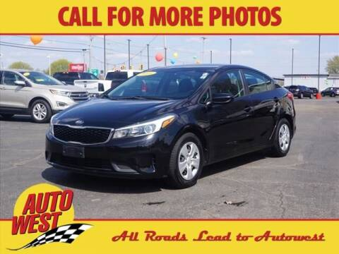 2018 Kia Forte for sale at Autowest of GR in Grand Rapids MI