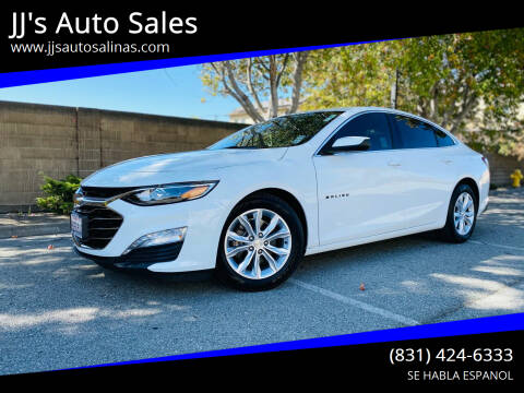 2019 Chevrolet Malibu for sale at JJ's Auto Sales in Salinas CA