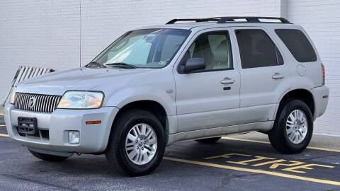 2007 Mercury Mariner for sale at Carland Auto Sales INC. in Portsmouth VA