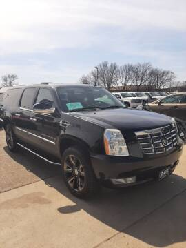 2007 Cadillac Escalade ESV for sale at JR Auto in Brookings SD