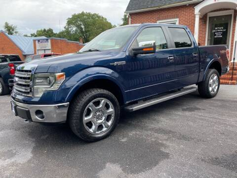 2014 Ford F-150 for sale at SETTLE'S CARS & TRUCKS in Flint Hill VA