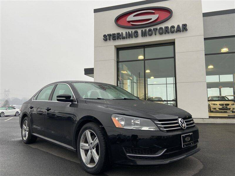 2014 Volkswagen Passat for sale at Sterling Motorcar in Ephrata PA