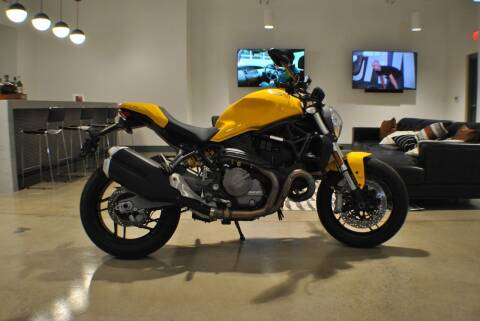 2018 Ducati Monster for sale at Euro Prestige Imports llc. in Indian Trail NC