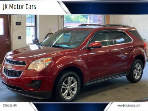 2010 Chevrolet Equinox for sale at JK Motor Cars in Pittsburgh PA