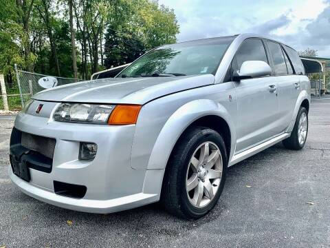 2004 Saturn Vue for sale at Prime Time Auto Sales LLC in Martinsville IN