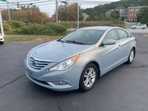 2013 Hyundai Sonata for sale at Turnpike Automotive in North Andover MA