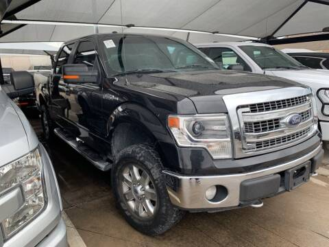 2014 Ford F-150 for sale at Excellence Auto Direct in Euless TX