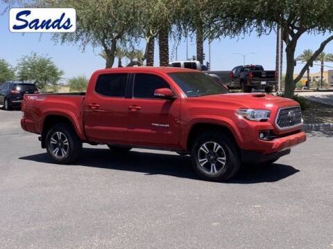 2018 Toyota Tacoma for sale at Sands Chevrolet in Surprise AZ