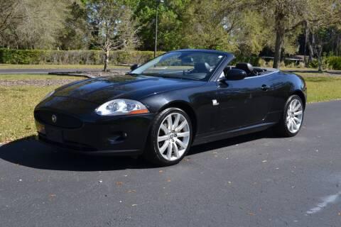 2009 Jaguar XK for sale at GulfCoast Motorsports in Osprey FL