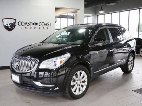2017 Buick Enclave for sale at Coast to Coast Imports in Fishers IN