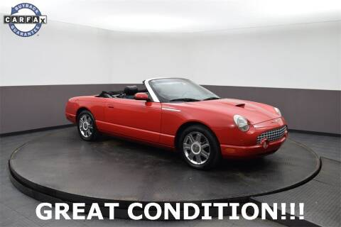 2005 Ford Thunderbird for sale at M & I Imports in Highland Park IL