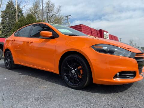2013 Dodge Dart for sale at Stach Auto in Janesville WI