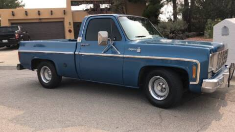 1977 Chevrolet C/K 10 Series for sale at Classic Car Deals in Cadillac MI