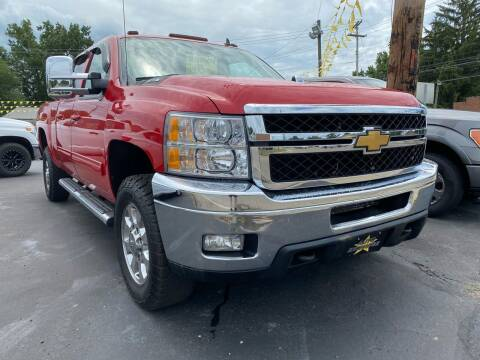 2013 Chevrolet Silverado 2500HD for sale at Auto Exchange in The Plains OH
