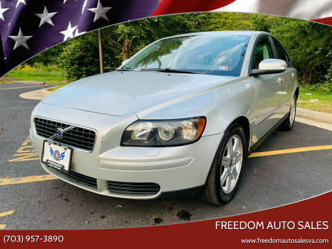 2007 Volvo S40 for sale at Freedom Auto Sales in Chantilly VA