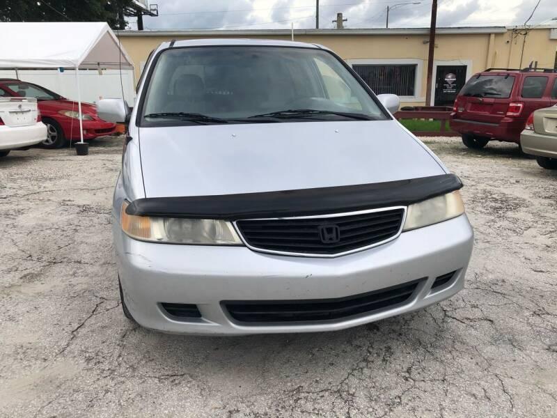 2001 Honda Odyssey for sale at Mego Motors in Orlando FL